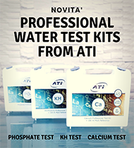 ATI PROFESSIONA NEW TEST KITS CA PO4 KH